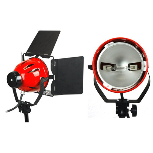 800w Dimmable Red Head Lights