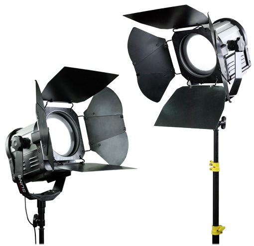 LED Fresnel Light