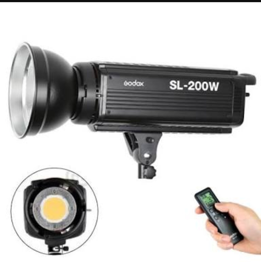 Godox SL-200 LED Video Light (Daylight-Balanced)